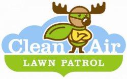 Clean Air Lawn Care of Marin Logo
