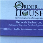 Order In House Cover Photo