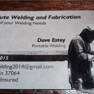 Absolute Welding & Fabrication Logo