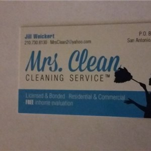 Mrs. Clean Cover Photo