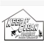 Keep it clean maintenance co Logo