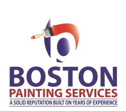 Boston Painting Services Inc. Logo