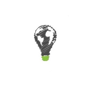 Lights Out Cleaning Logo