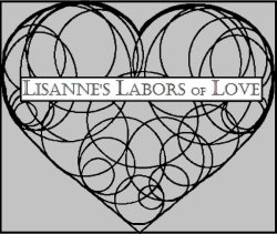 Lisannes Labors of Love Logo
