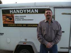 Greg Hughes Handyman Logo