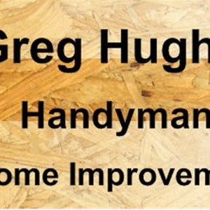Greg Hughes Handyman Cover Photo