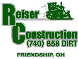 Reiser Construction Logo