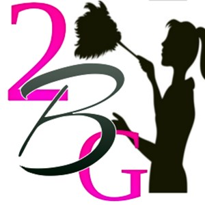 2 Broke Girls Cleaning Logo