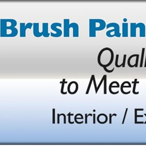 Brush Painting Services Logo