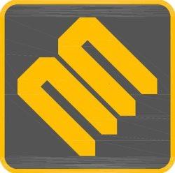 Master Concrete + Construction Logo