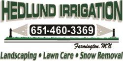 Hedlund Irrigation & Landscaping INC Logo