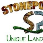 Stonepocket Unique Landscapes Logo