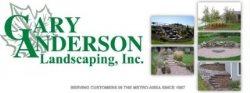 Gary Anderson Landscaping, Inc. Logo