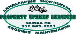 Property Upkeep Services Logo