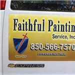 Faithful Painting SVC INC Logo