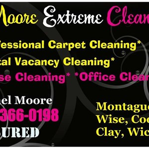 Moore Extreme Cleaing Cover Photo
