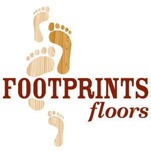 Footprints Floors LLC - Colorado Springs Logo