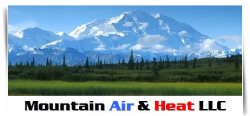 Mountain Air & Heat, LLC Logo