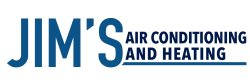 Jims Air Conditioning and Heating Logo