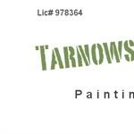 Tarnowski Painting Logo