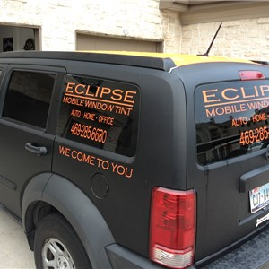 Eclipse Mobile Window Tint Logo