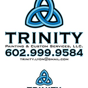 Trinity Painting & Custom Services LLC Logo
