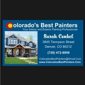 Colorados Best Painters Logo