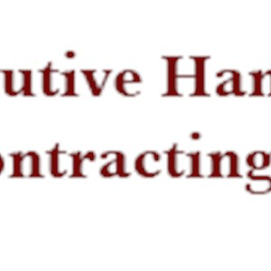 Executive Handyman & Contracting Service Logo
