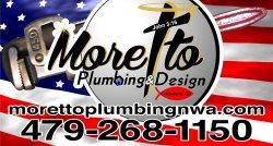Moretto Plumbing & Design Logo