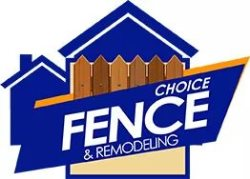 Choice Fence and Remodeling Logo