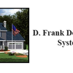 D. Frank Door & Window Systems Inc Logo
