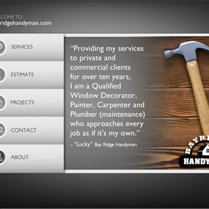 Bay Ridge Handyman Logo