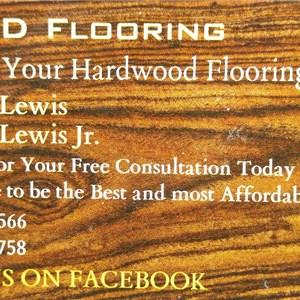 D&D Flooring Co. Logo