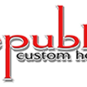 Republic Custom Homes Logo