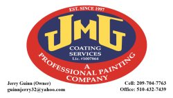 Jmg Coating Services Logo