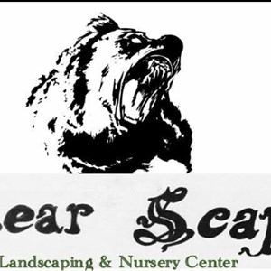 Bear Scape Landscaping Logo