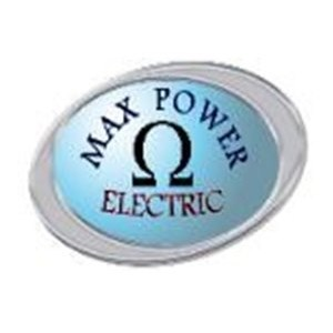Max Power Electric Logo