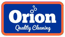 Orion Quality Cleaning Logo