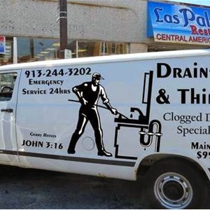 Drains & Things Cover Photo