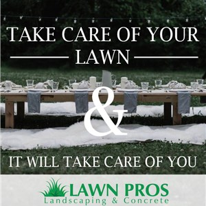 Lawn Pros Landscaping & Concrete. Cover Photo