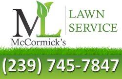 Mccormicks Lawn Service Logo