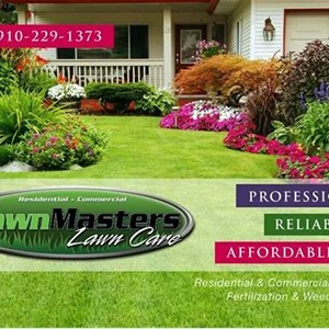 Lawnmasters Logo