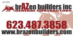 Brazen Builders, Inc. Logo