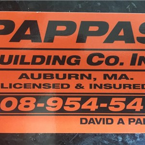 Pappas Building Inc. Logo