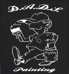 D.AD.S. Painting & Siding Logo