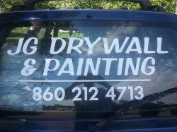 Jg Drywall & Painting Logo