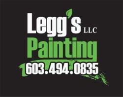 Leggs Painting, LLC Logo
