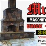 Murphys Masonry & Construction LLC Logo