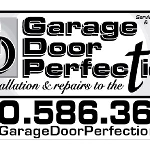 Garage Door Perfection Logo