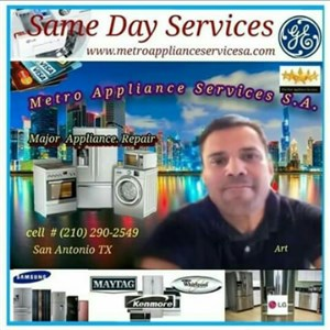 Metro Appliance Services S.A. Logo
